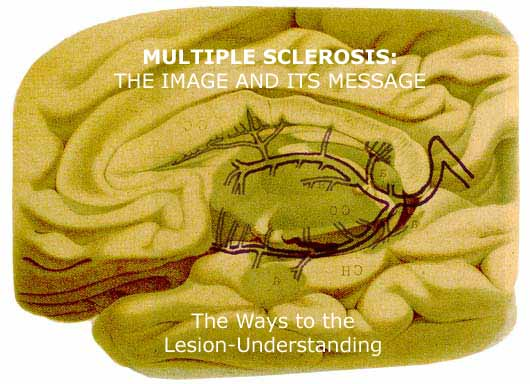 Mutiple Sclerosis - The Image and its message